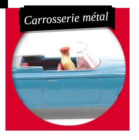 Carrosserie métal