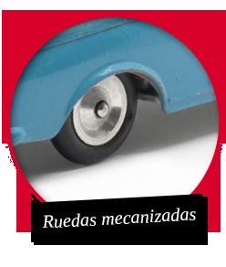 Rueads mecanizadas
