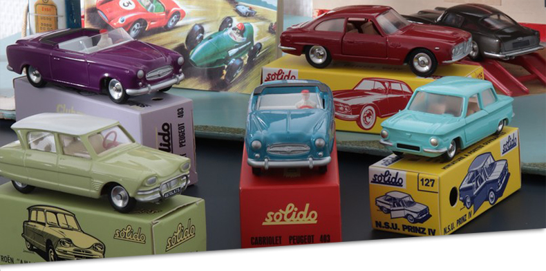Collection Solido