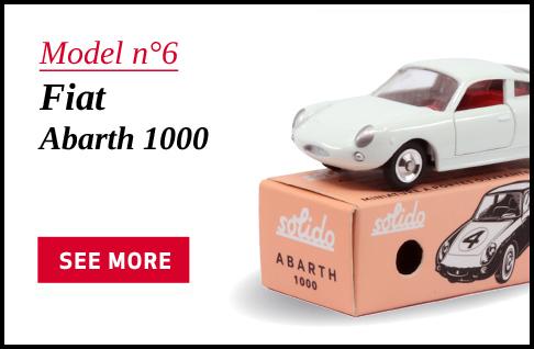 Model 6 - Fiat Abarth 1000