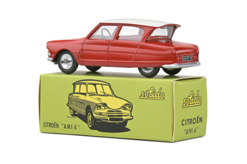 Citroen AMI 6 - 1961