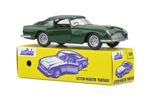 Aston Martin DB5 Vantage - 1963